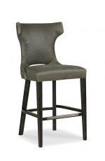 Fairfield's Gavin Wooden Bar Stool with Back