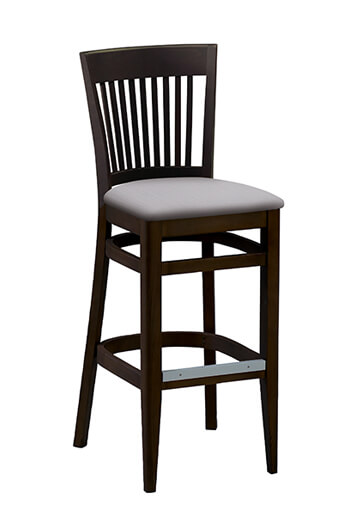 Grand Rapids Chair Company - Wood Melissa Barstool