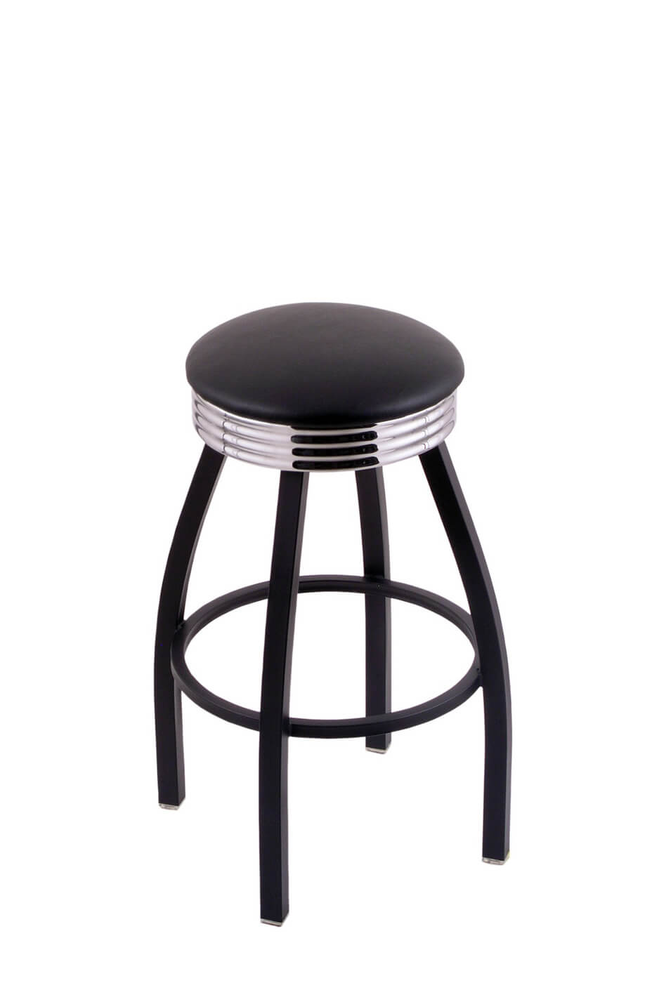 Holland Bar Stool's C8B3C Classic Series Backless Swivel Stool