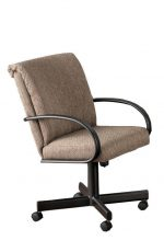 Callee's Durant Tilt Swivel Dining Chair with Arms