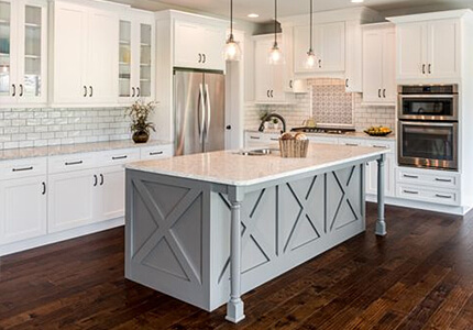 All About Farmhouse Kitchen Design Concepts Barstool Comforts Gorgeous Farm Kitchen Design