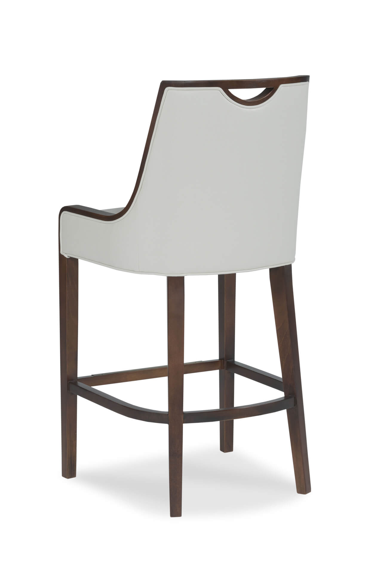 Buy Fairfield Anthony Upholstered Wooden Stool W Back