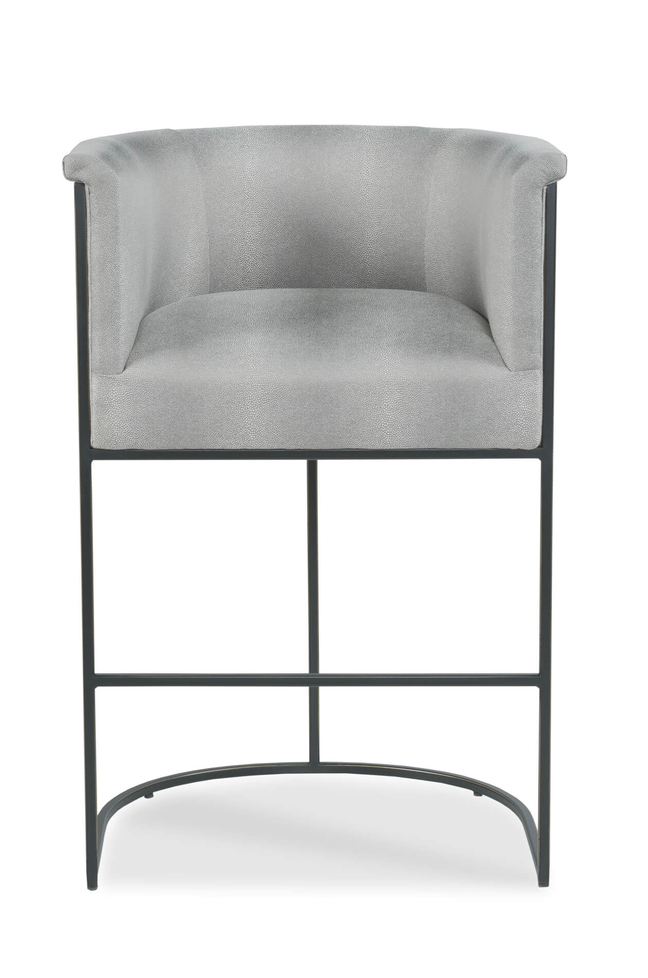 Buy Fairfield S Nolita Modern Upholstered Bronze Barstool