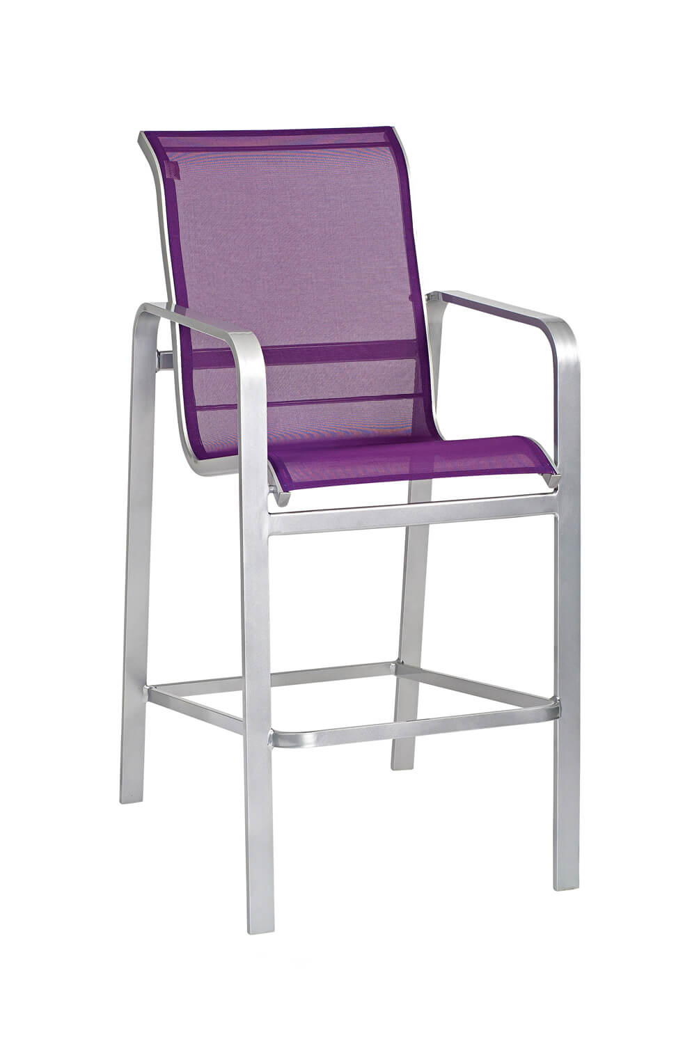 Landings Sling Outdoor Bar Stool 30