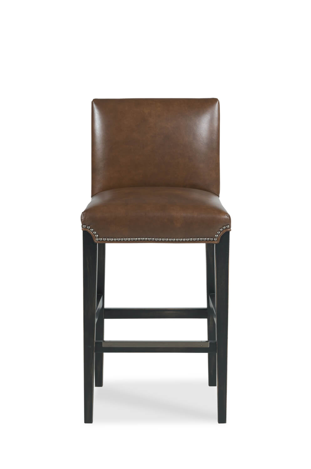 Buy Roxanne Modern Upholstered Wood Counter Stool With