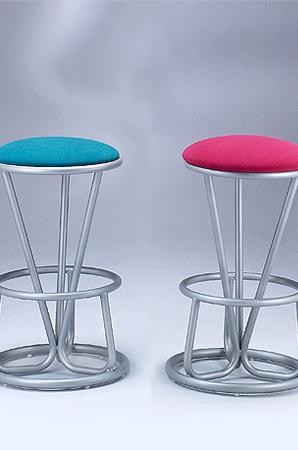 Buy Lisa Furniture S Zinnia Ultra Modern Backless Stool