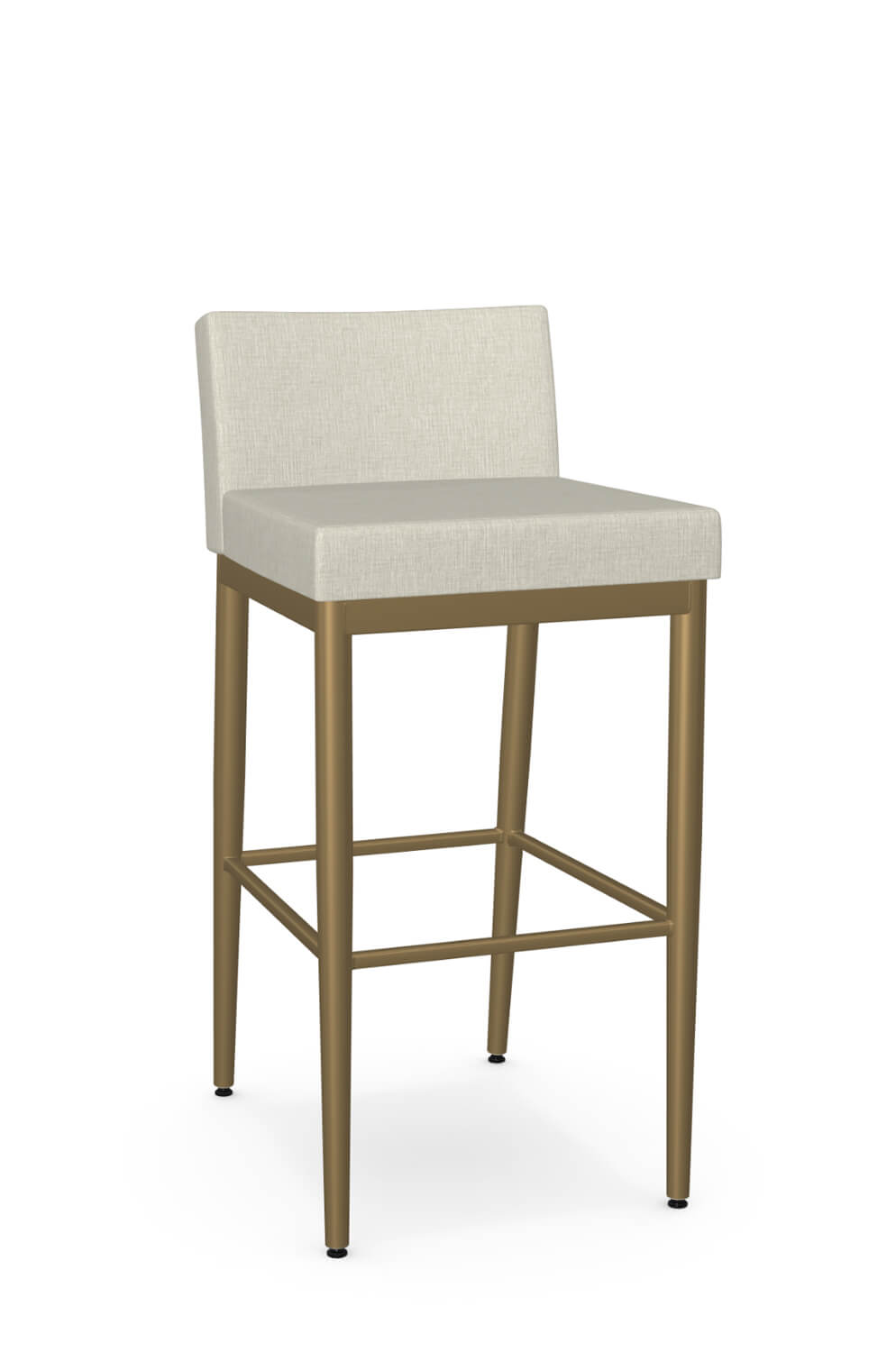 Hanson Modern Stool with Low Back