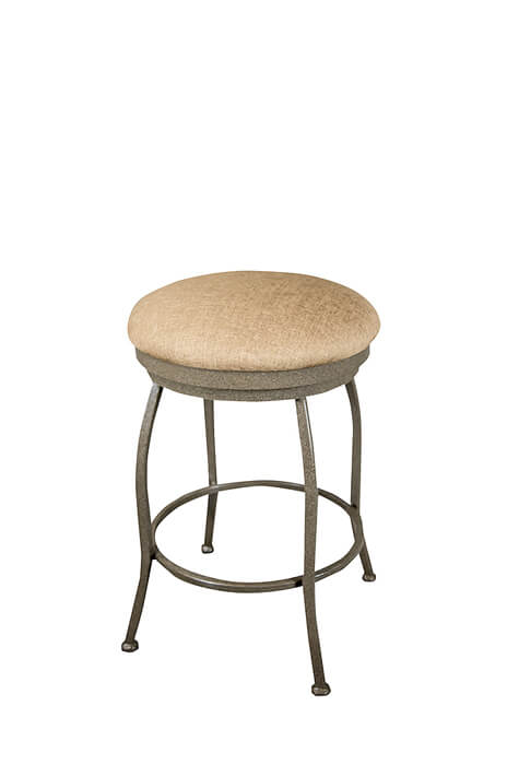 Boise Backless Swivel Stool