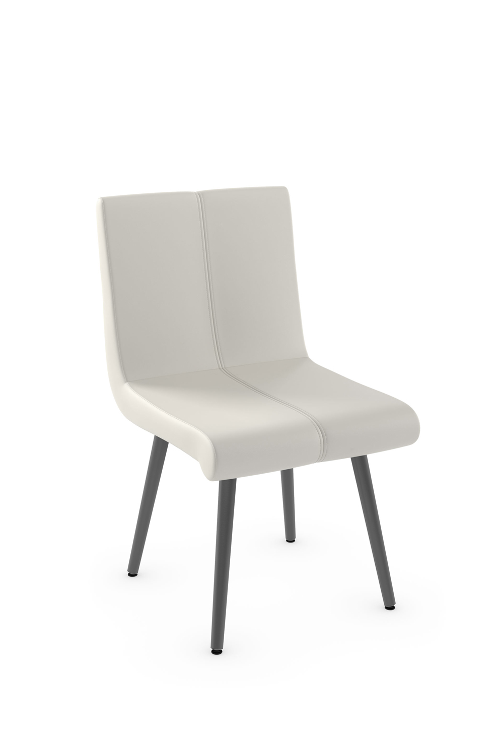 Regent Dining Chair with Upholstered Back and Seat