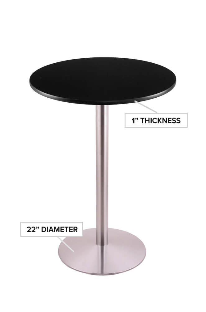 214-22 Stainless Steel Table Set