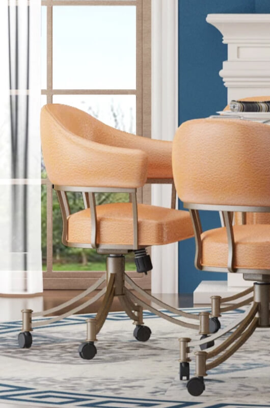 Prime London Tilt Swivel Dining Chair With Arms Pdpeps Interior Chair Design Pdpepsorg