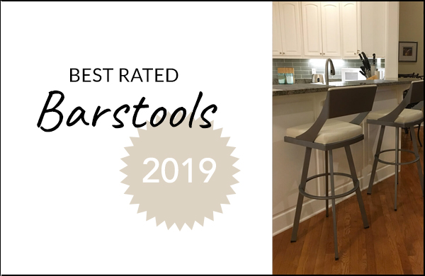 10 Best Rated Bar Stools For 2019 Barstool Comforts