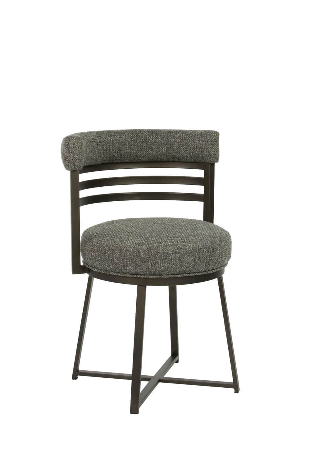 Miramar Dining Chair with Curved Back
