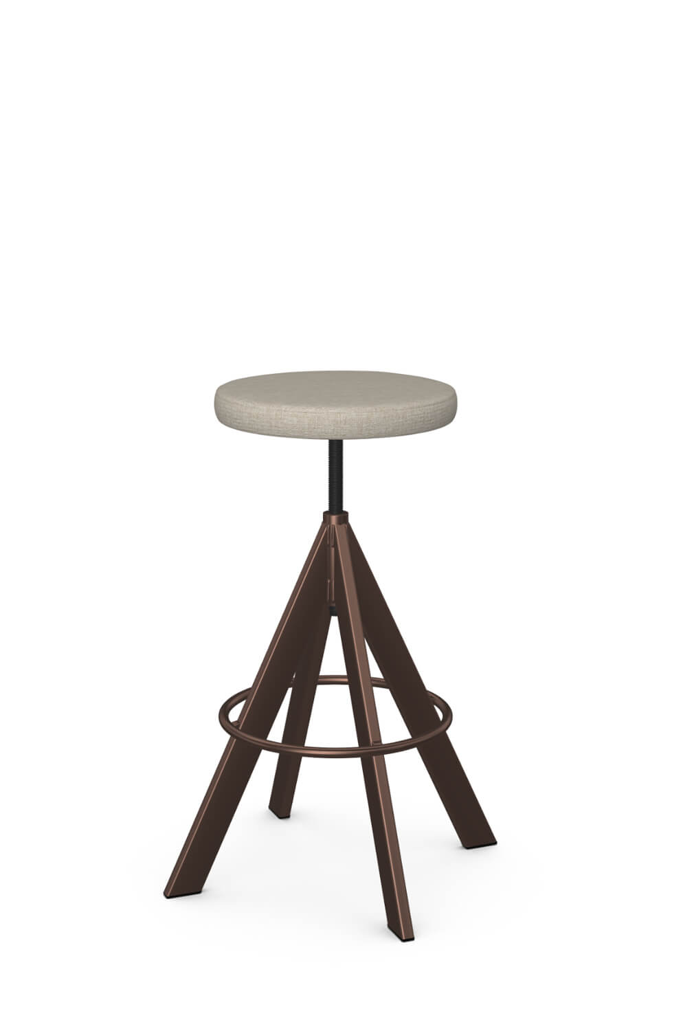 Uplift Backless Screw Stool