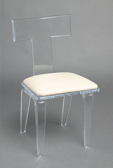 Sofia Acrylic Modern Dining Chair