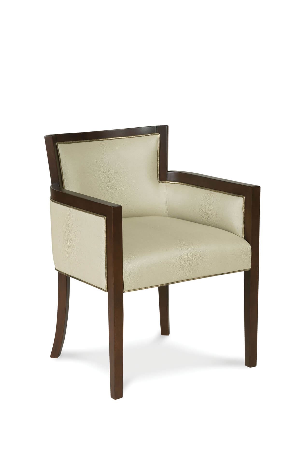 Fairfield's Albany Upholstered Dining Arm Chair