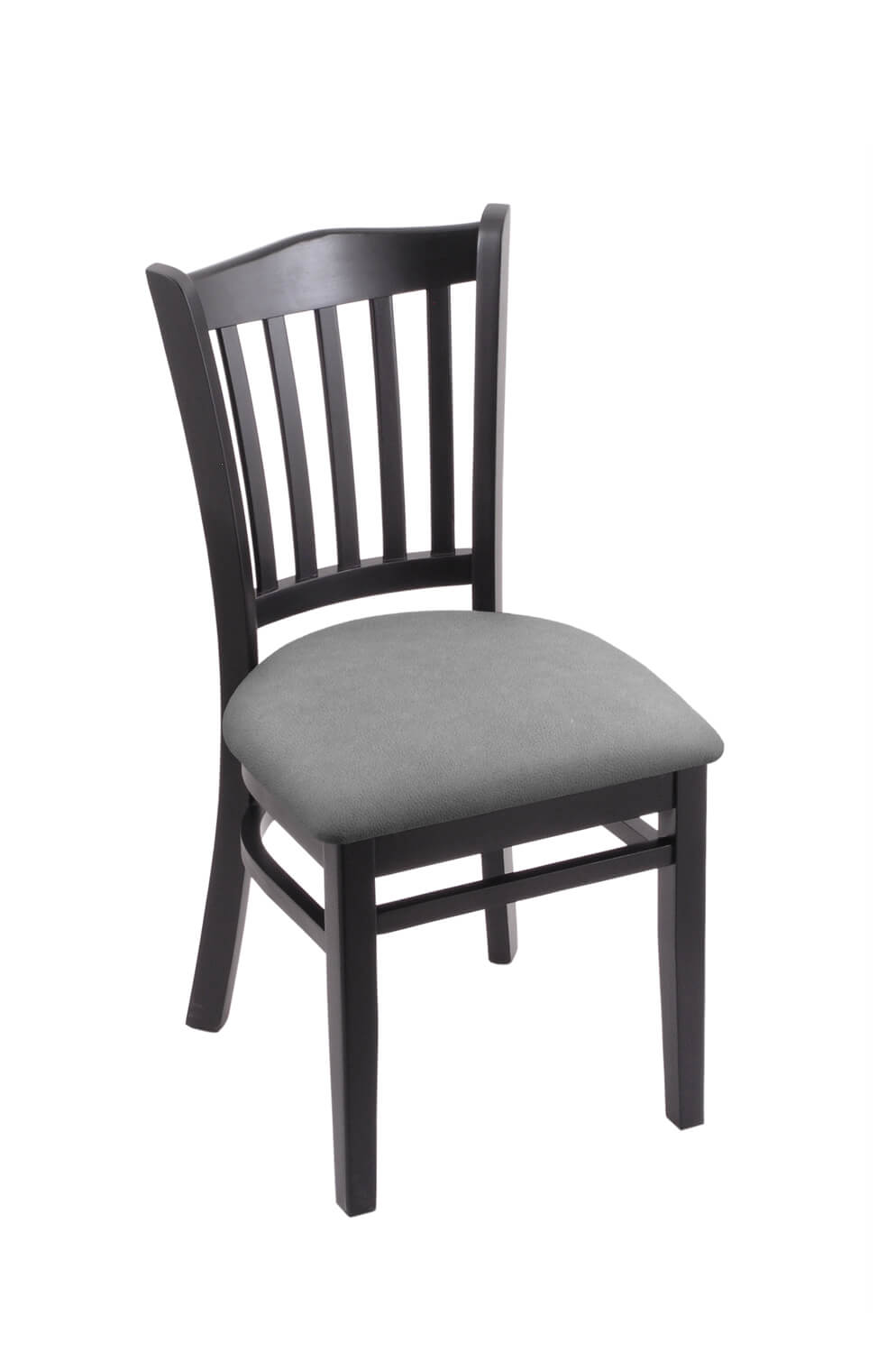 3120 Hampton Series Wood Dining Chair with Back and Seat Cushion