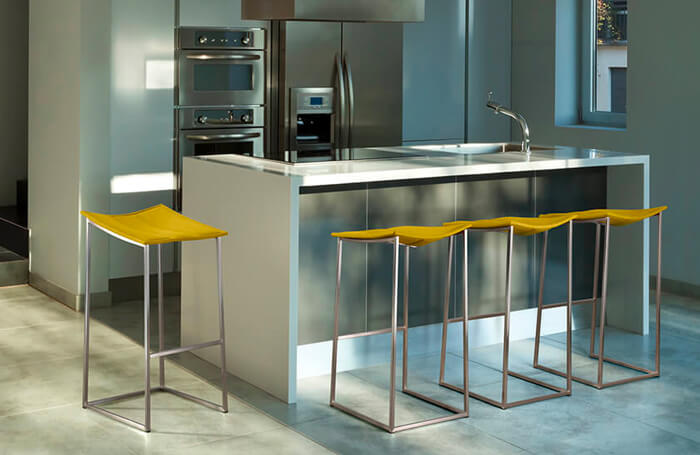 Yellow in Kitchens