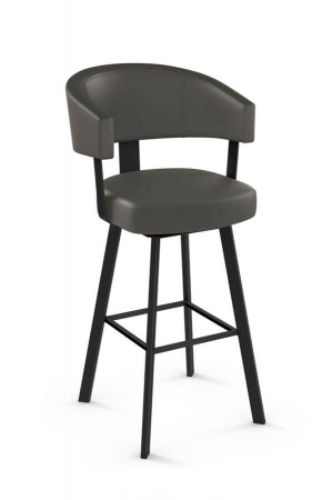 Amisco's Grissom Swivel Bar Stool #41560