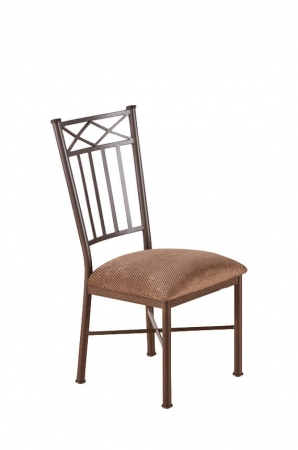 Callee's Arcadia Stationary Dining Chairs with High Backrest