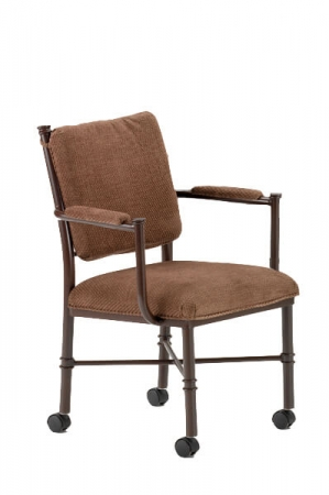 Callee's Grace Upholstered Dining Chair with Arms