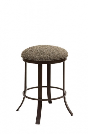 Buy Wesley Allen S Baltimore Backless Swivel Counter Stool