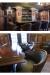 Fairfield's Gimlet Luxury Wood Bar Stools in Home Bar