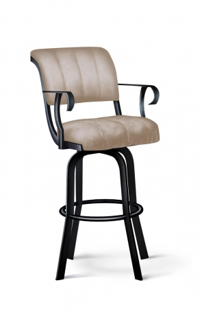 Lisa Furniture's #2035 Swivel Bar Stool with Arms