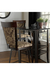 Amisco Eleanor Swivel Stool with Pub Table