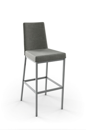 Amisco Linea Stationary Stool for Modern Kitchens