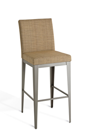 Amisco Pablo Stationary Stool for Modern Kitchens