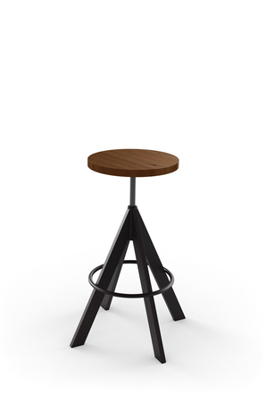Amisco's Uplift Backless Adjustable Stool