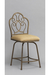 Armstrong Swivel Counter Stool for Elegant Kitchens