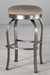 Eureka Backless Swivel Stool for Elegant Kitchens, by Wesley Allen