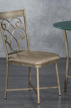 Wesley Allen's Sumter Bistro Chair