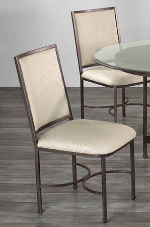 Wesley Allen Tucson Casual Dining Chair for Breakfast Nooks