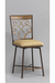 Woodward Swivel Counter Stool at 26 Inches
