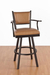 Callee Carolina Swivel Bar Stool for Kitchens