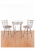 Callee Sevilla Swivel Stools with Pub Table