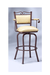 #5039 Swivel Stool (with arms)
