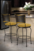 Trica Art Collection 1 Stool in Modern Kitchen