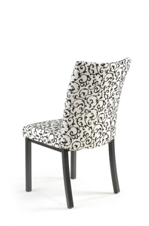 Trica's Biscaro Plus Chair with Fully Upholstered Back and Seat