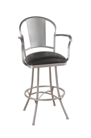 Callee Charleston Swivel Stool with Arms