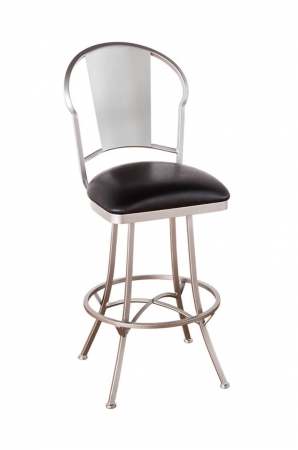Callee Charleston Swivel Stool, Armless