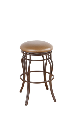 Callee Hayward Backless Swivel Stool