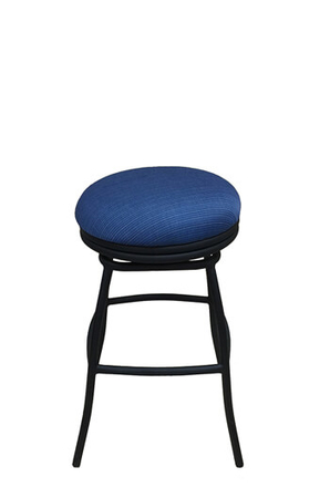 Bonnie Backless Outdoor Swivel Stool
