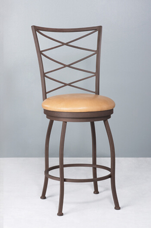Shasta Swivel Stool by Wesley Allen
