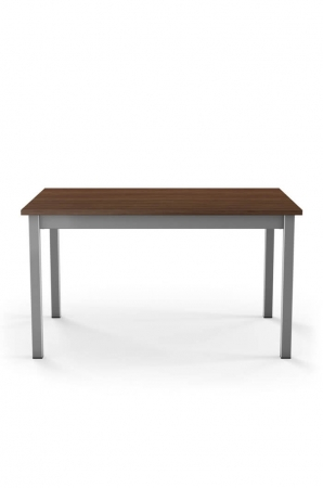 Alley Extendable Dining Table with Wood Top