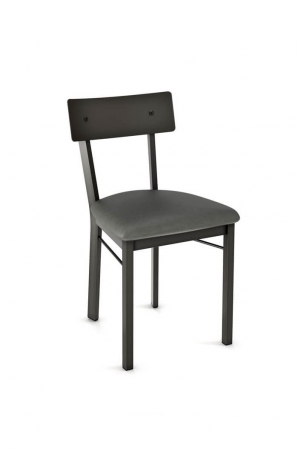 Amisco Lauren Metal Dining Chair