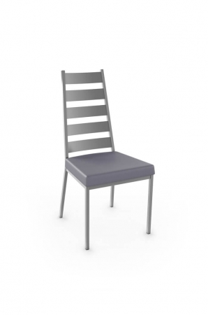 Amisco Level Dining Chair with Tall Ladder Back